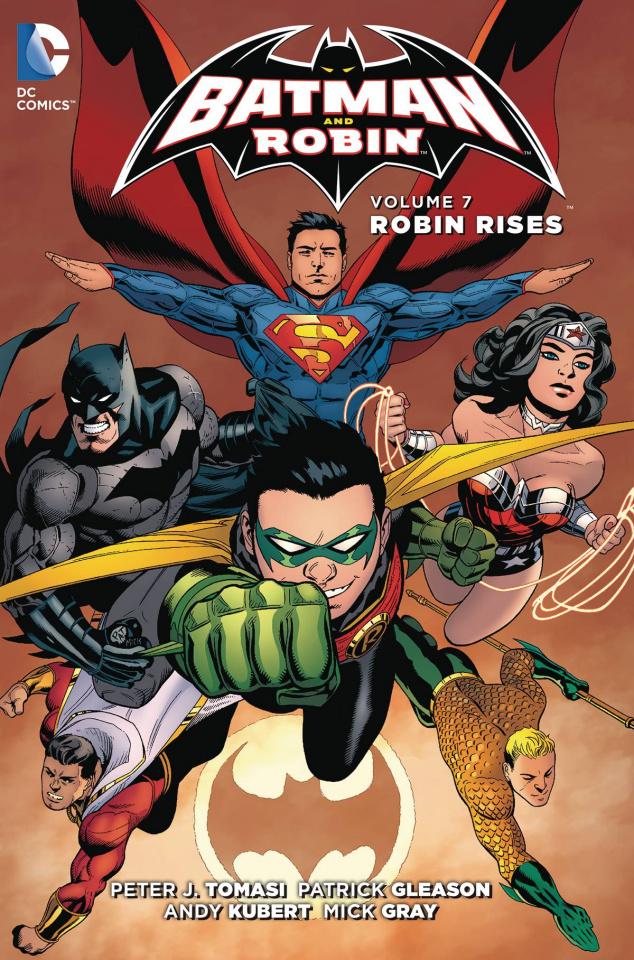Batman and Robin Vol. 7: Robin Rises