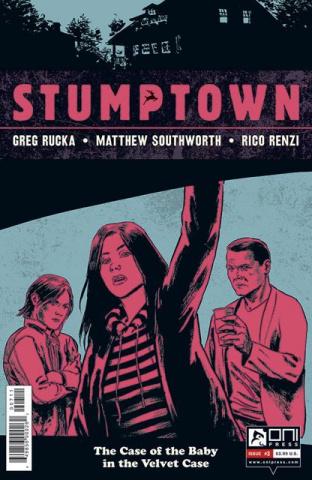 Stumptown #3