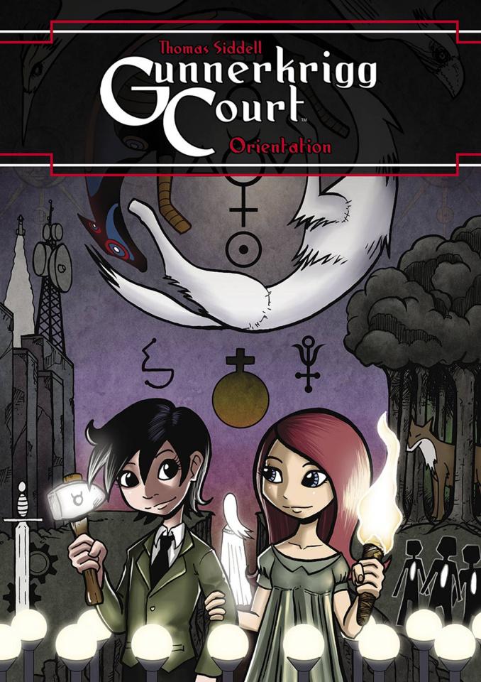 Gunnerkrigg Court Vol. 1
