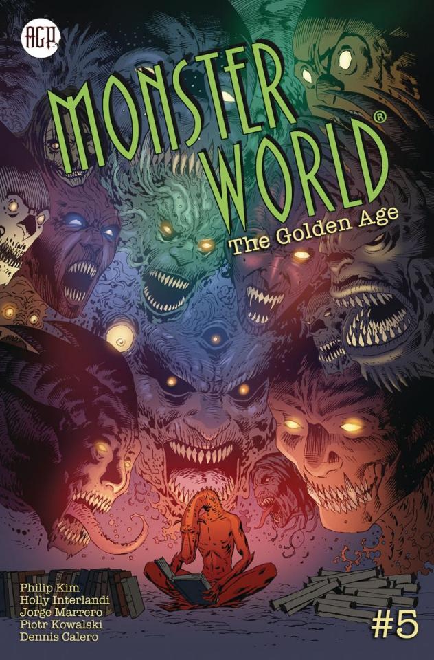 Monster World: The Golden Age #5