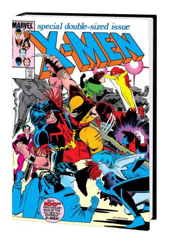 Uncanny X-Men Vol. 4 (Omnibus Romita Jr. Cover)