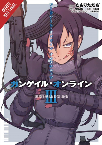 Sword Art Online: Alternative Gun Gale Vol. 3