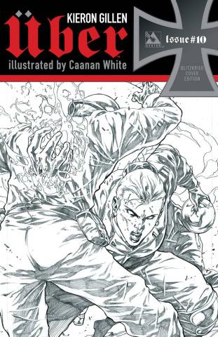 Über #10 (Blitzkrieg Cover)