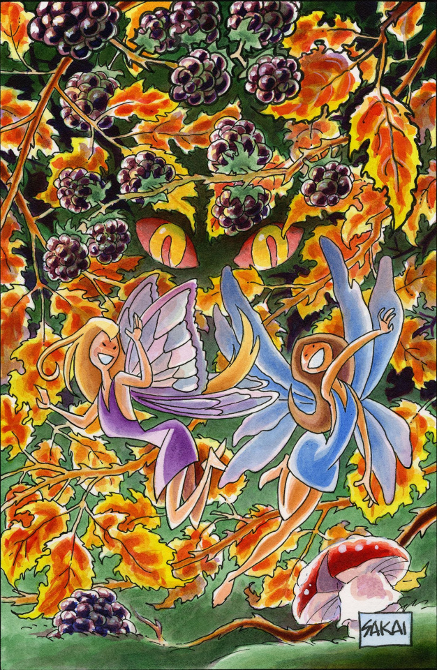 The Storyteller: Fairies #1 (Sakai Cover)
