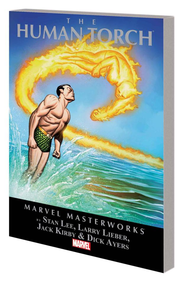 The Human Torch Vol. 1 (Marvel Masterworks)