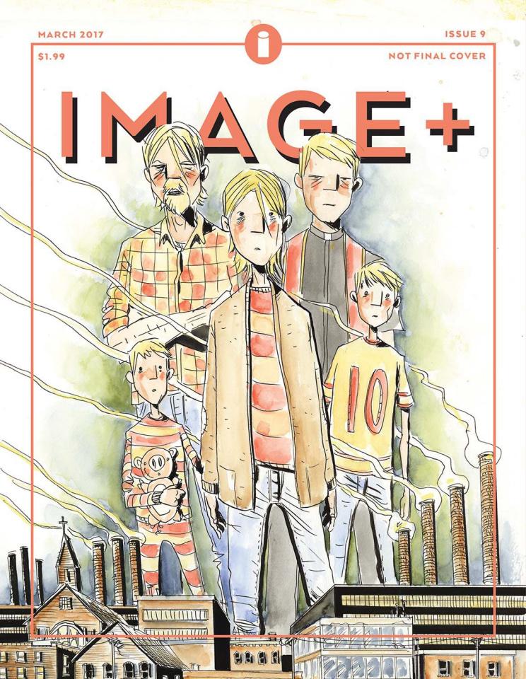 Image Plus #9 (The Walking Dead: Here's Negan, Pt. 9)