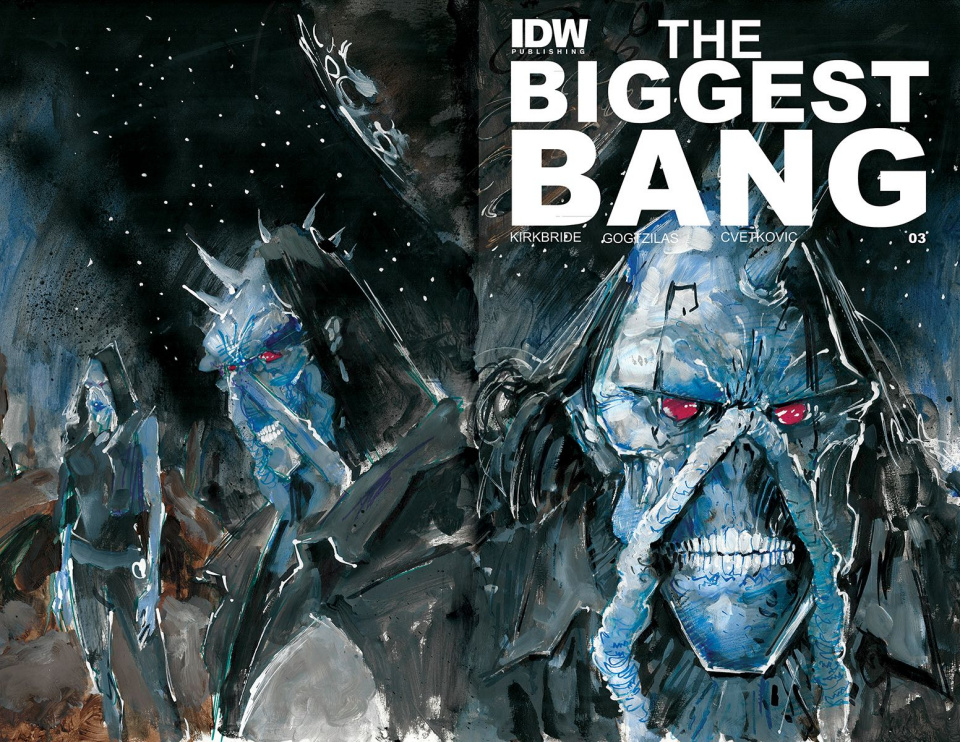 The Biggest Bang #3