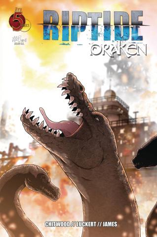Riptide: Draken #4