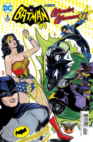 Batman '66 Meets Wonder Woman '77 #5