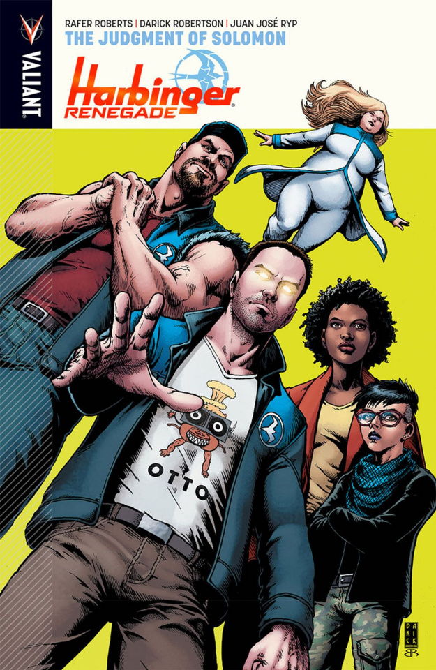 Harbinger: Renegade Vol. 1: The Judgment of Solomon