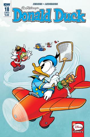 Donald Duck #18