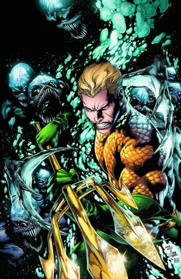 Aquaman Vol. 1: The Trench