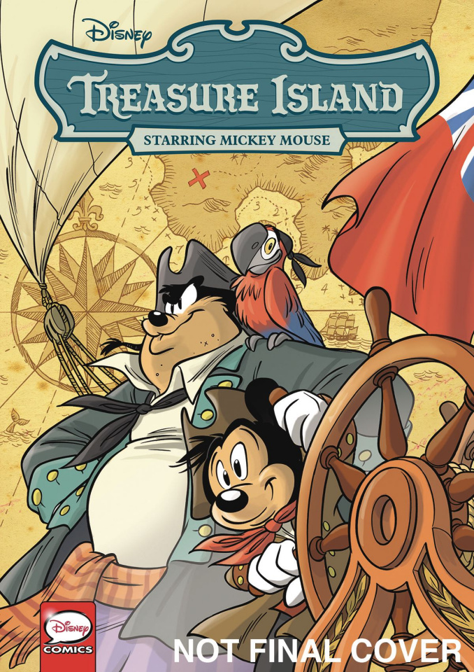 Treasure Island, Starring Mickey Mouse