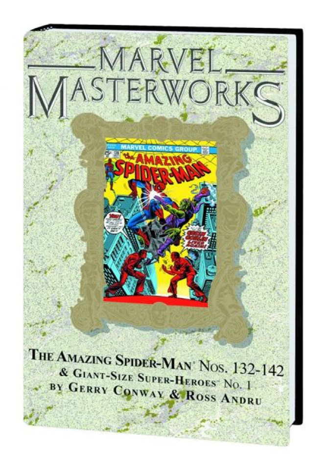 The Amazing Spider-Man Vol. 14 (Marvel Masterworks)