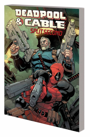 Deadpool and Cable: Split Second