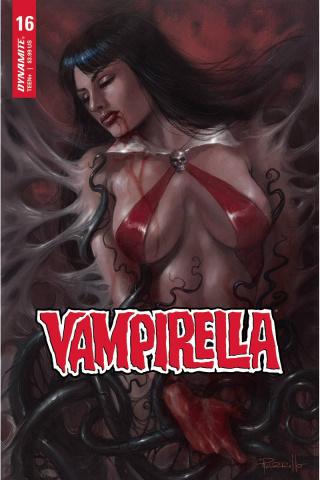 Vampirella #16 (Parrillo CGC Graded Cover)