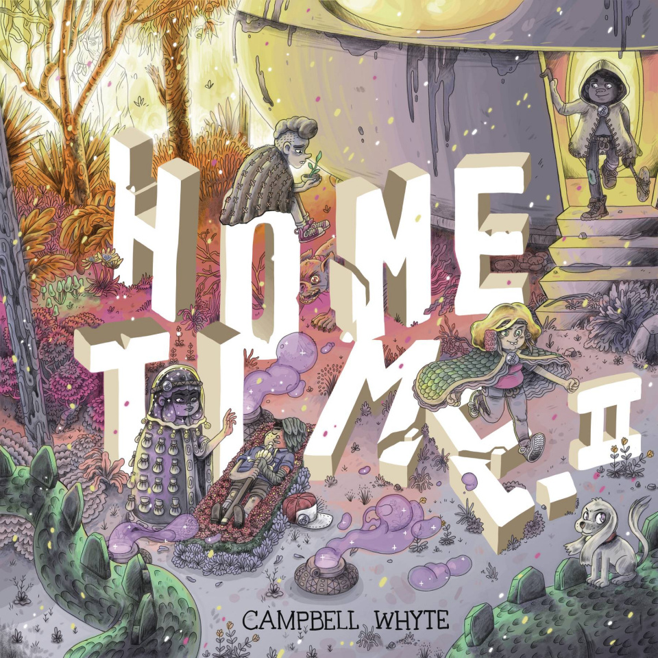 Home Time Vol. 2: Beyond the Weaving