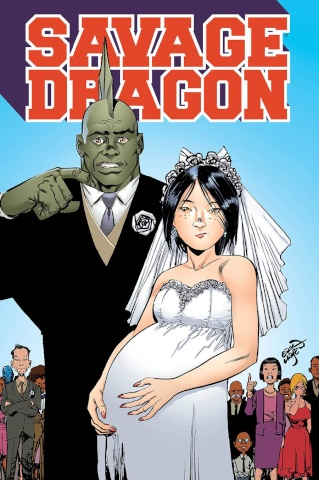 Savage Dragon: Growing Pains