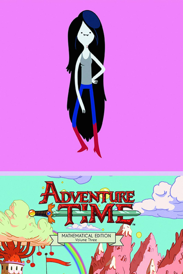 Adventure Time: Mathematical Edition Vol. 3