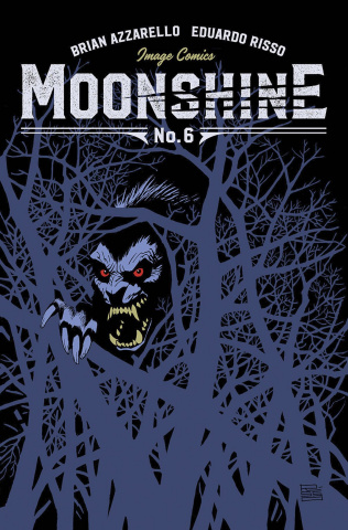 Moonshine #6 (Risso Cover)