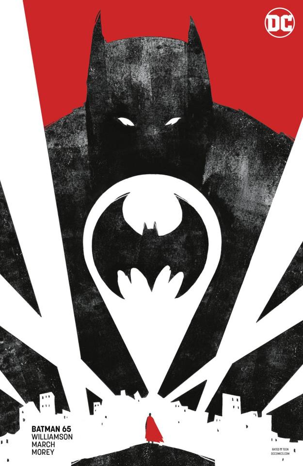 Batman #65 (Variant Cover)