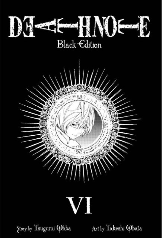 Death Note Vol. 6 (Black Edition)