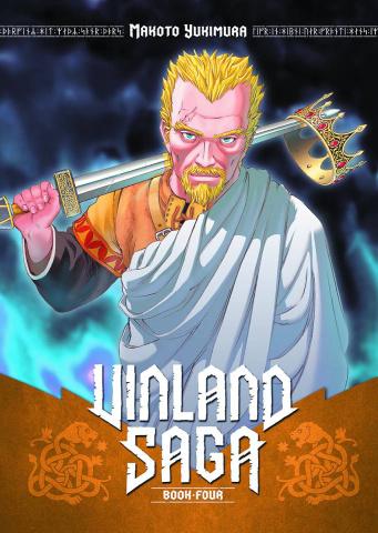 Vinland Saga Book 4
