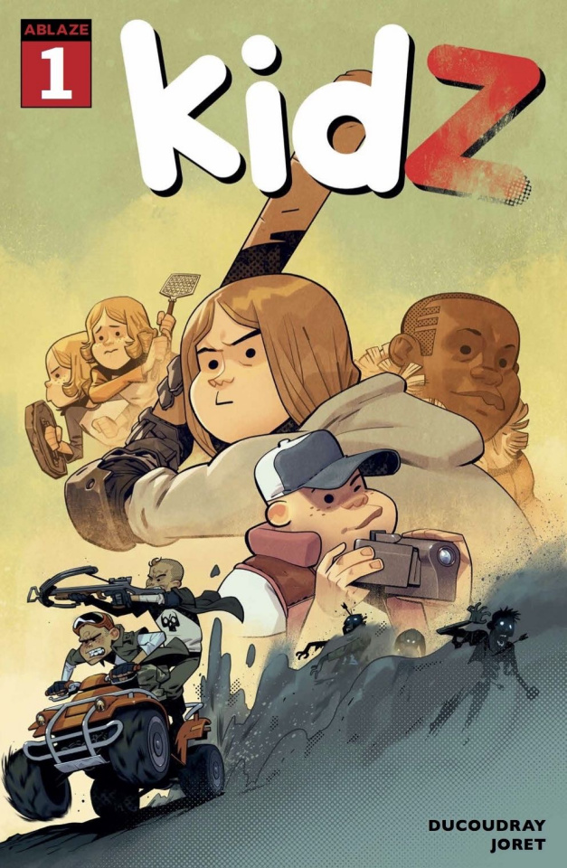 Kidz #1 (Joret Cover)