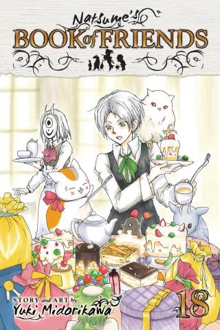 Natsume's Book of Friends Vol. 18