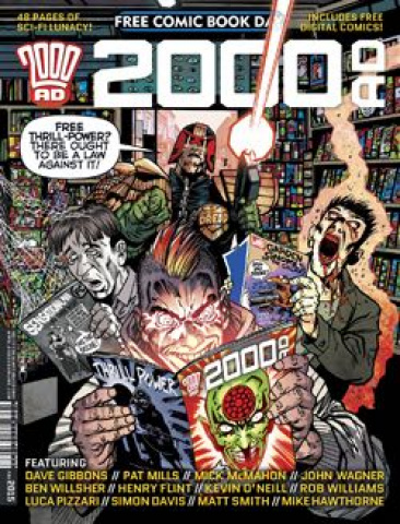 2000 AD Special