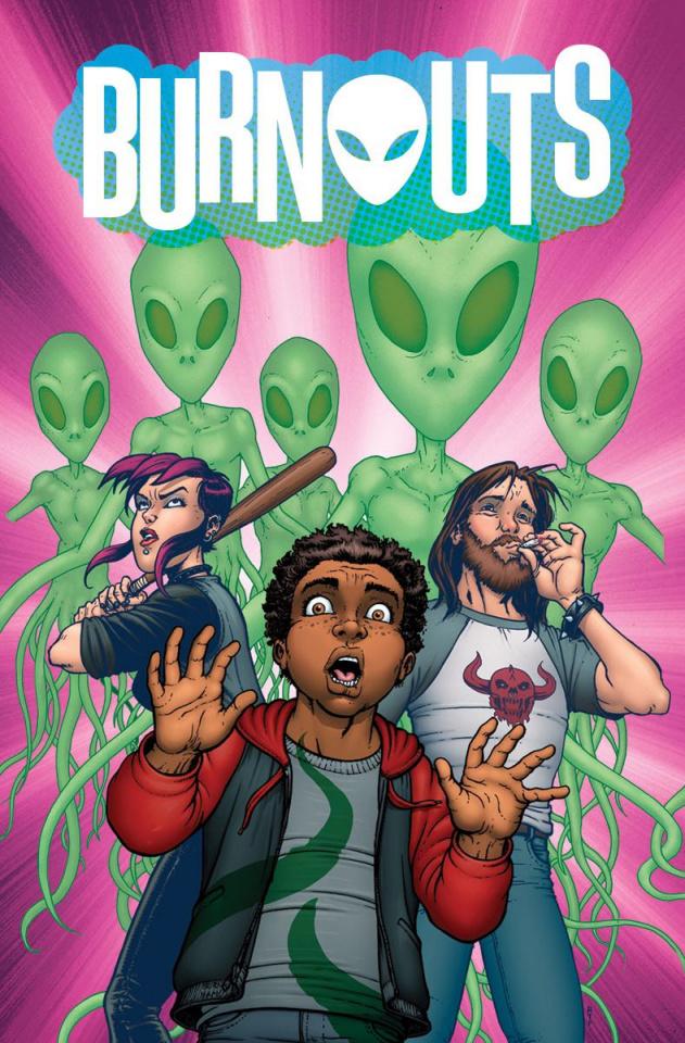 Burnouts #1