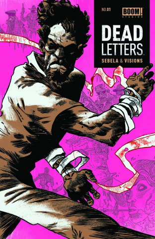 Dead Letters #1 (2nd Printing)