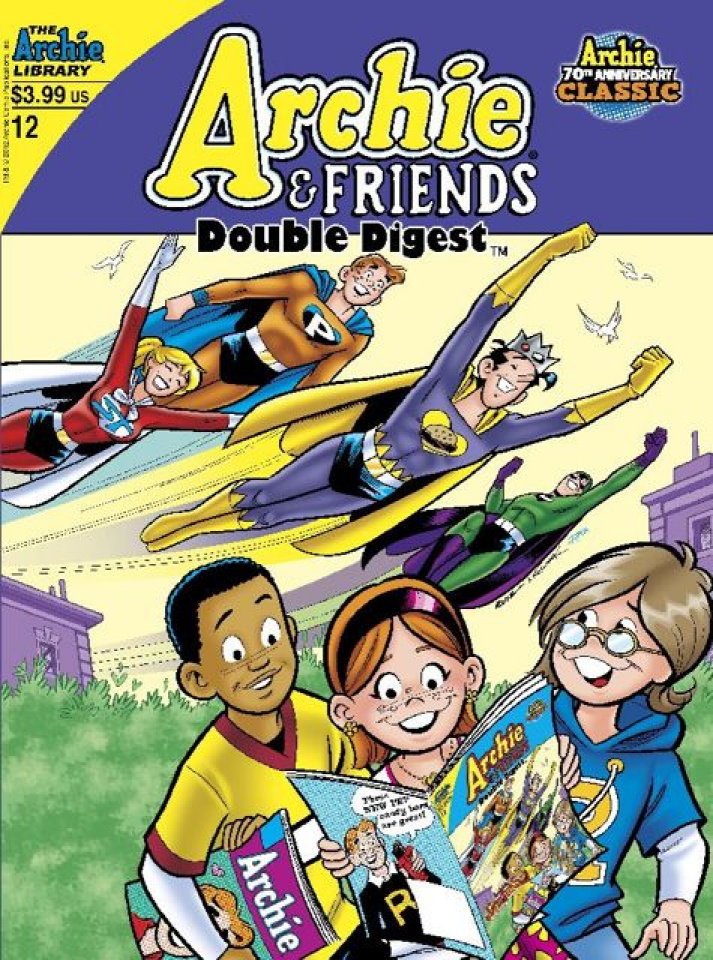 Archie & Friends Double Digest #12
