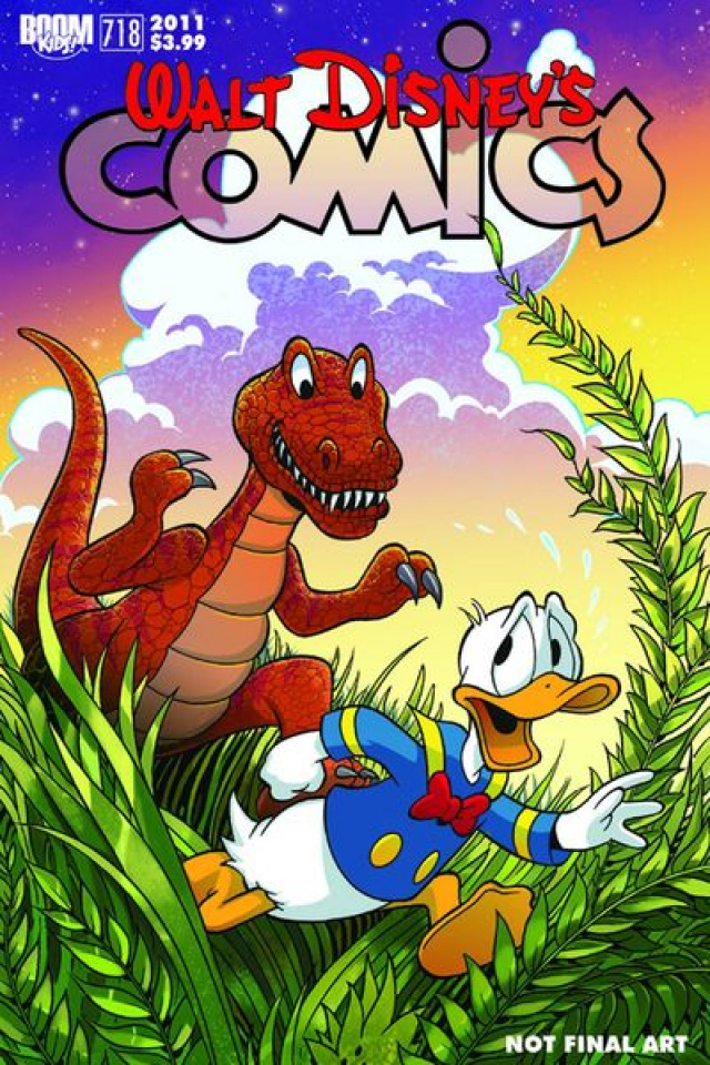 Walt Disney's Comics and Stories #718