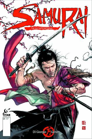Samurai #1 (Genet Cover)