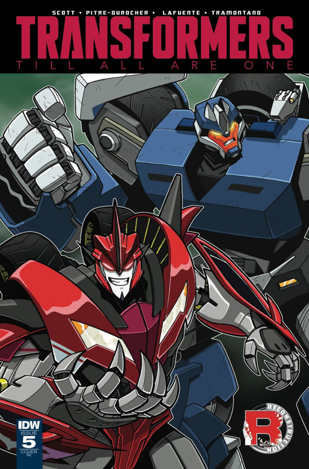 The Transformers: Till All Are One #5 (10 Copy Cover)