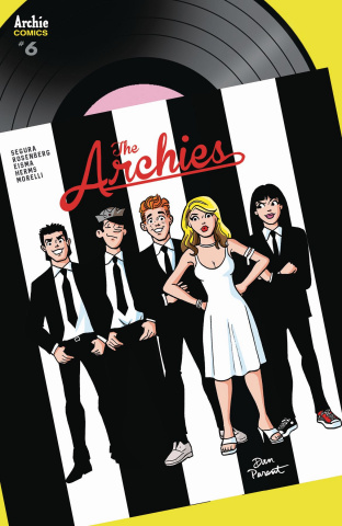 The Archies #6 (Parent Cover)