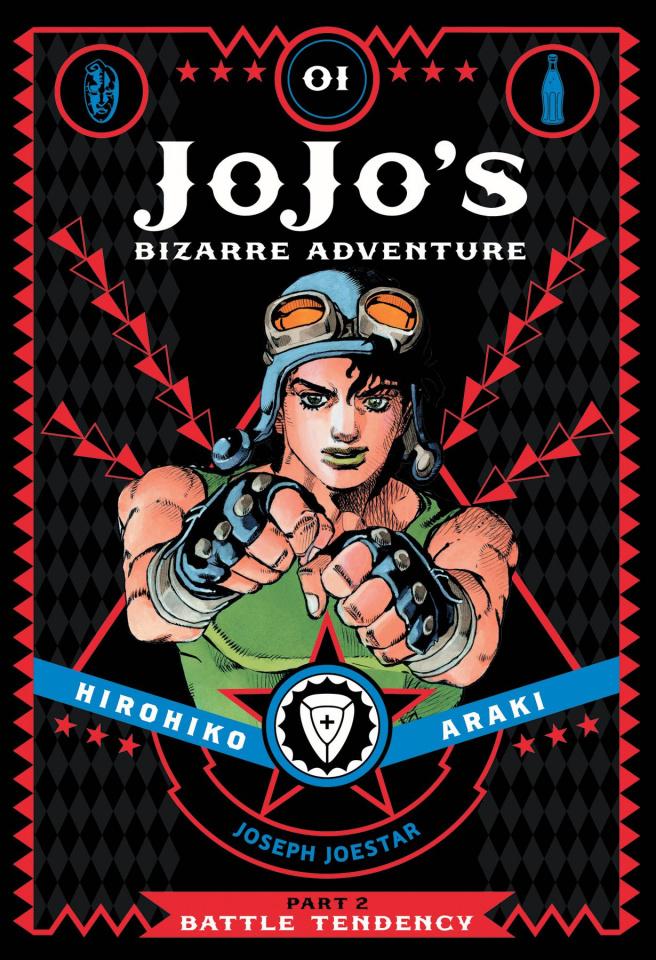 JoJo's Bizarre Adventure Vol. 1: Part 2, Battle Tendency