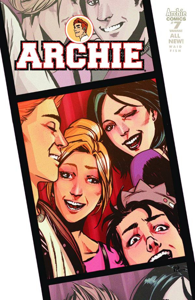 Archie #7 (Morissette-Phan Cover)