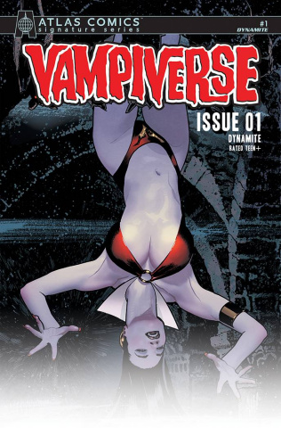 Vampiverse #1 (Hughes Signed Atlas Edition)