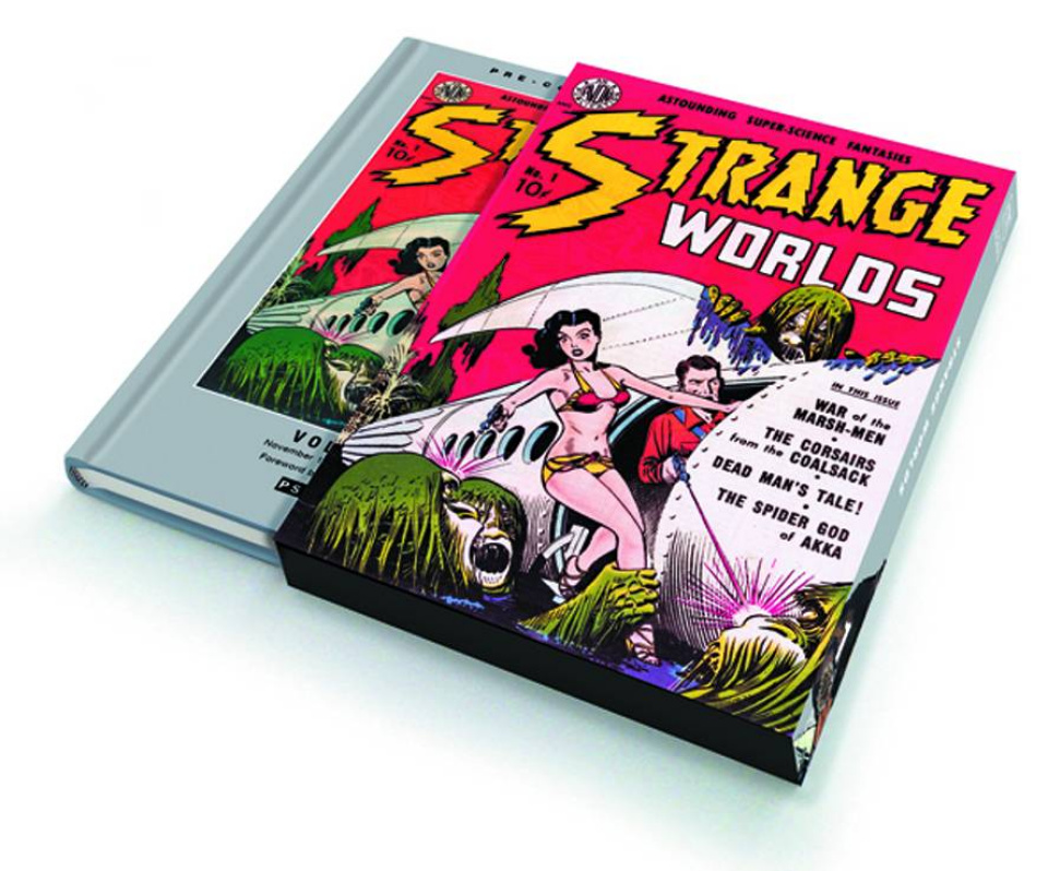 Strange Worlds Vol. 1