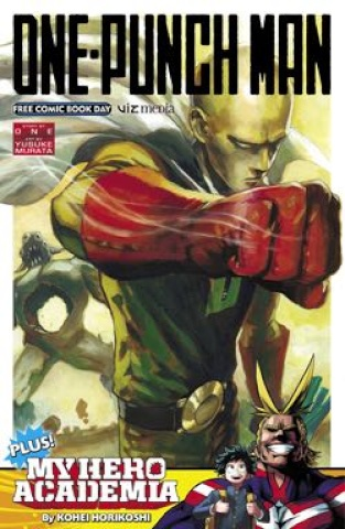 One Punch Man / My Hero Academia (FCBD 2016 Edition)