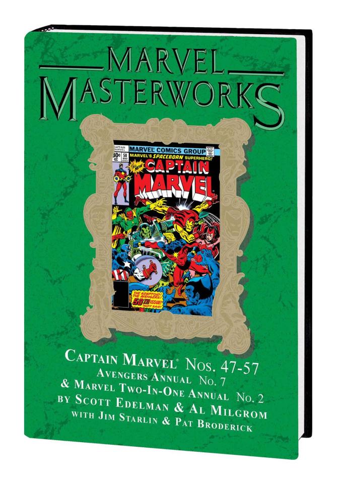 Captain Marvel Vol. 5 (Marvel Masterworks)