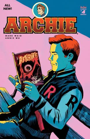 Archie #4 (Francavilla Cover)