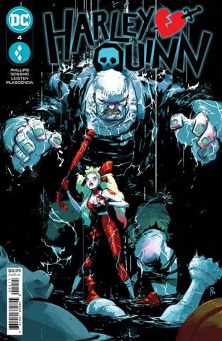 Harley Quinn #4 (Riley Rossmo Cover)