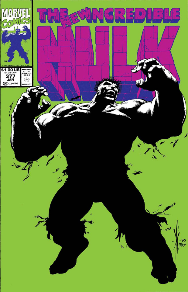 Hulk: Professor Hulk #1 (True Believers)