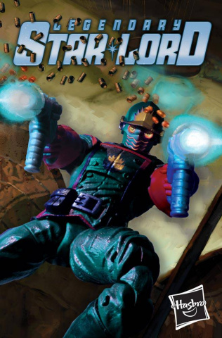 Legendary Star-Lord #4 (Hasbro Cover)