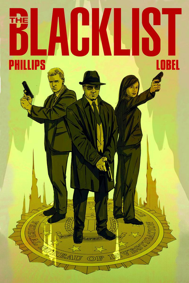 The Blacklist #7 (Lorimer Cover)