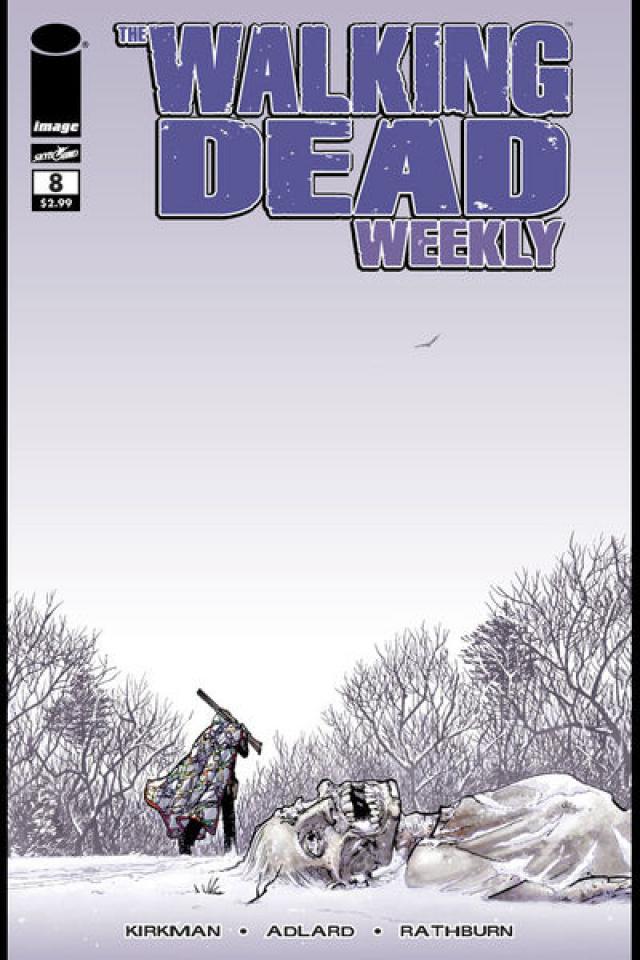The Walking Dead Weekly #8