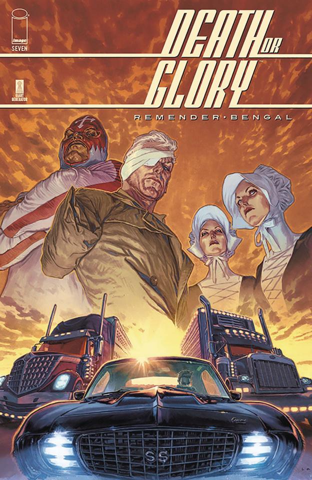 Death or Glory #7 (Larosa Cover)